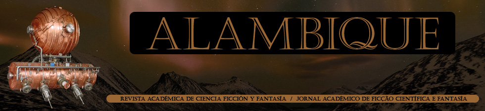 Alambique Journal banner