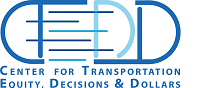 Center for Transportation Equity, Decisions & Dollars, University of Texas at Arlington