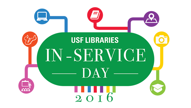 USF Library In-Service Day 2016
