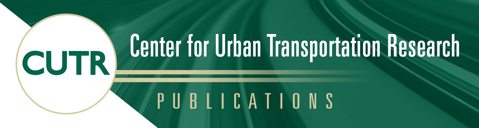 The Center for Urban Transportation Research (CUTR)