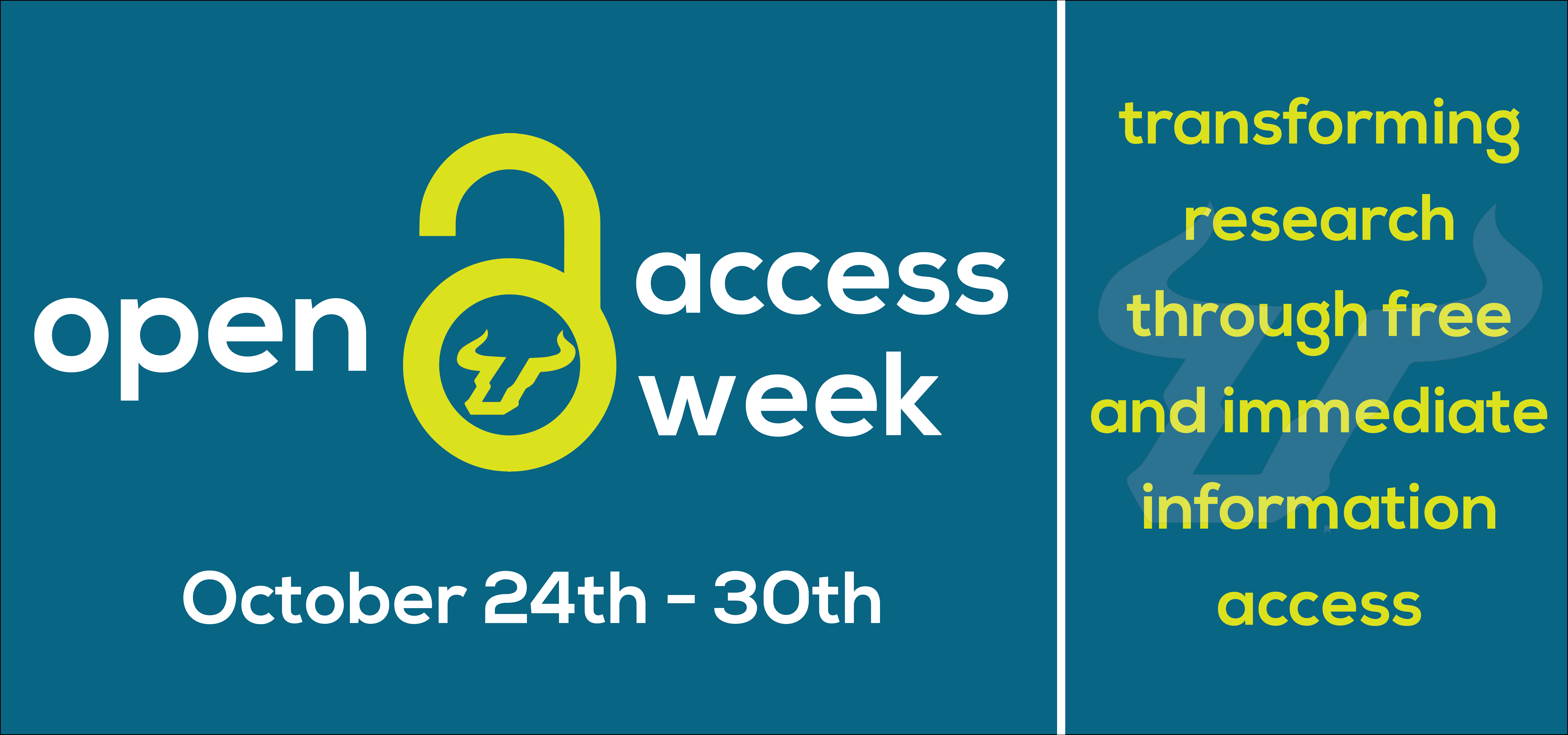 Open Access Week 2016: Unlocking the World's Research
