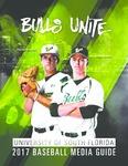 2017 Baseball Media Guide by University of South Florida