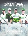2016 Baseball Media Guide by University of South Florida