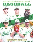 2015 Baseball Media Guide by University of South Florida