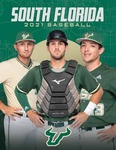 2021 Baseball Media Guide by University of South Florida