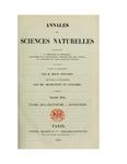 Memoir on the Synapte of Duvernoy (Synapta Duvernæa A. de. Q.): A translation of <em>de Quatrefages, A. 1842. Mémoire sur la Synapte de Duvernoy (Synapta Duvernæa A. de Q.)</em>