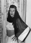 Drag queen in Arabian costume