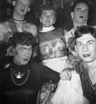 Five men in drag