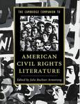 The Cambridge Companion to American civil rights literature
