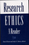 Research ethics : A reader.