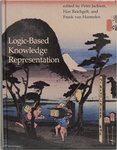 "Logic-based knowledge representation. by Johannes ""Han"" Reichgelt, Peter Jackson, and Frank van Harmelon"