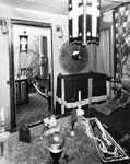 José Luis Avellanal's mystic room