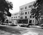 St. Joseph's Hospital at 301 East Seventh Avenue and Morgan Street