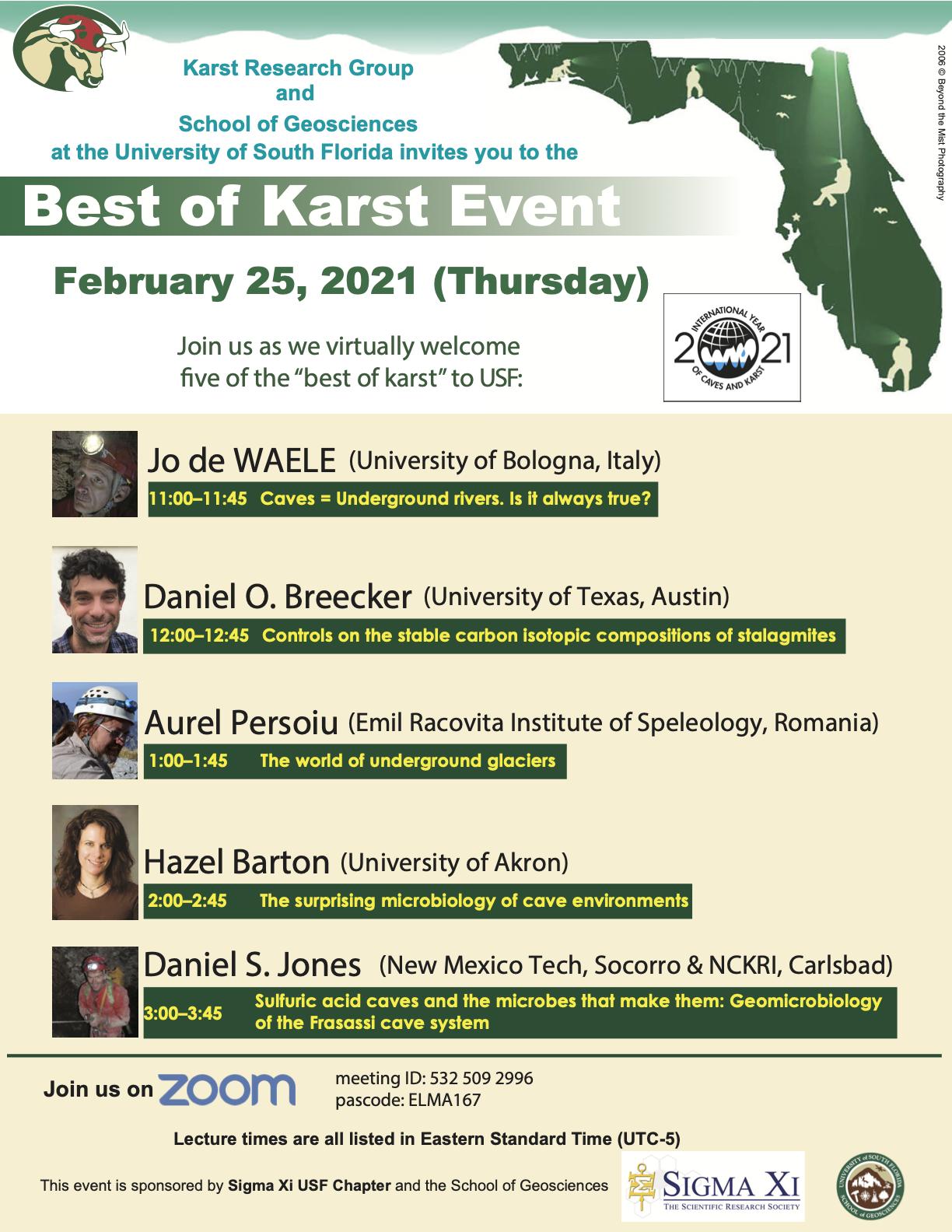 Best of Karst Flyer
