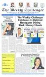 The Weekly Challenger : 2011 : 02 : 03 by The Weekly Challenger, et al