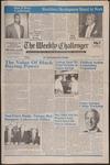 The Weekly Challenger : 1998 : 03 : 07 by The Weekly Challenger, et al