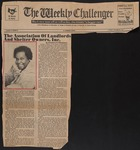 The Weekly Challenger : 1981 : 12 : 26 by The Weekly Challenger, et al
