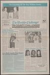 The Weekly Challenger : 2001 : 03 : 08 by The Weekly Challenger, et al