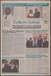 The Weekly Challenger : 2001 : 10 : 04 by The Weekly Challenger, et al