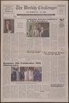 The Weekly Challenger : 2001 : 10 : 25 by The Weekly Challenger, et al