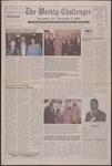The Weekly Challenger : 2001 : 11 : 29 by The Weekly Challenger, et al