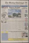 The Weekly Challenger : 2005 : 09 : 22 by The Weekly Challenger, et al