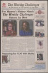 The Weekly Challenger : 2007 : 03 : 15 by The Weekly Challenger, et al