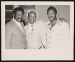 Cleveland Johnson and two other men.