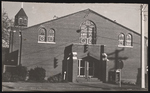 Exterior photograph of First Baptist Institutional Church in Gas Plant neighborhood