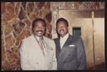 Cleveland Johnson and gentleman