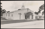 Mount Pilgrim Missionary Baptist Church exterior