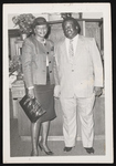 Reverend Wayne G. Thompson and unidentified woman