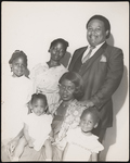 Reverend Garret and family