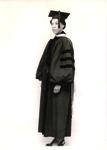 Dr. Johnnie Ruth Clarke, graduation, photograph 1