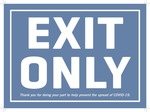 Exit Only v1a