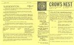 Crow's Nest : 1981 : 01 : 12