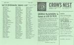 Crow's Nest : 1981 : 02 : 05