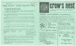 Crow's Nest : 1979 : 07 : 20