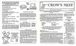 Crow's Nest : 1987 : 07 : 07