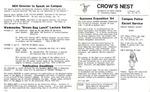Crow's Nest : 1984 : 10 : 09