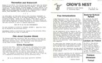 Crow's Nest : 1986 : 09 : 09 by University of South Florida St. Petersburg.