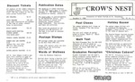 Crow's Nest : 1988 : 12 : 06 by University of South Florida St. Petersburg.
