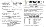 Crow's Nest : 1984 : 05 : 23