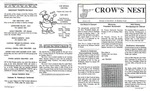 Crow's Nest : 1988 : 02 : 09 by University of South Florida St. Petersburg.