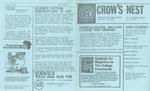 Crow's Nest : 1980 : 09 : 22