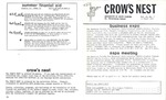 Crow's Nest : 1983 : 03 : 14 by University of South Florida St. Petersburg.