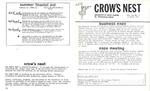 Crow's Nest : 1983 : 03 : 14