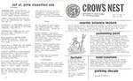 Crow's Nest : 1982 : 05 : 13 by University of South Florida St. Petersburg.