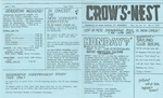 Crow's Nest : 1979 : 05 : 02 by University of South Florida St. Petersburg.