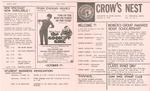 Crow's Nest : 1980 : 10 : 08